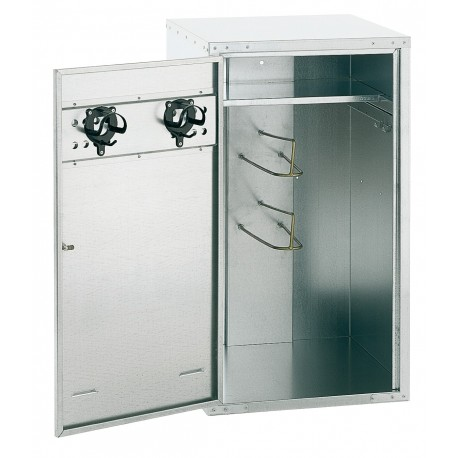 2 Saddle Tack Locker (106cm High x 60cm Wide)