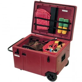 Horizontal Mobile Tack Locker