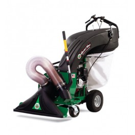 9hp Self-Propelled Hydro Drive Quiet Vacuum - Low Dust