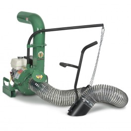 18hp Dual Debris Loader with Recoil Start