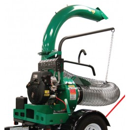 25hp Professional Debris Loader with E-Start - Subaru