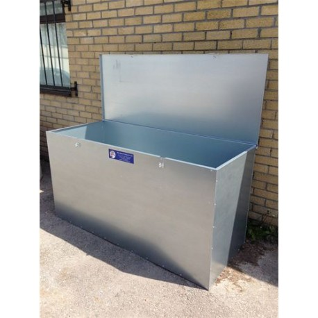 Single 1 Compartment Bulk Storage Feed Bin