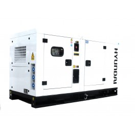 Canopied Single Phase Diesel Generator 11kW/11kVA 230v 1500rpm