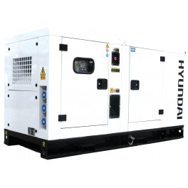 Canopied 3 Phase Diesel Generator 90kVA, 230v/400v 1500rpm - Deutz Engine