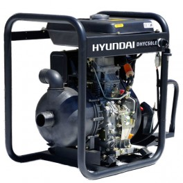 """2"""" (50mm) Diesel Chemical Pump with Electric Start"""