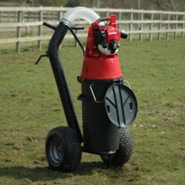 PC50 Trolley Vacuum Paddock Cleaner