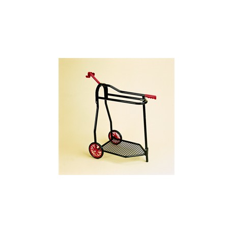 Tack trolly- collapsible