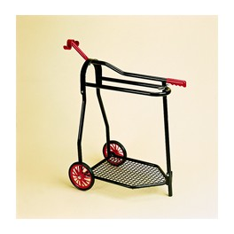 Tack trolley - collapsible