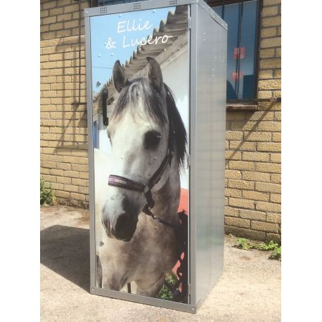 Personalised Tack Locker