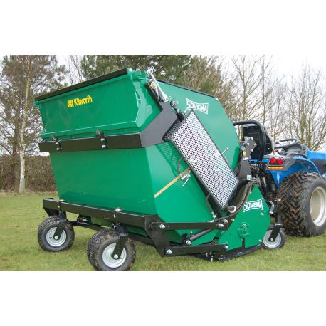 Sovema TRIS Flail/Scarifier with collection - TRIS L 120