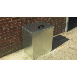 Large Single Compartment Feed Bin