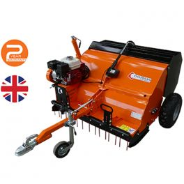 PC120 Paddock Cleaner/Sweeper