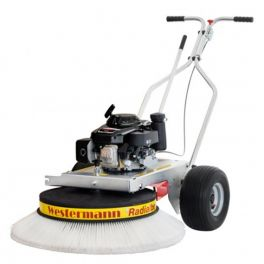 Westermann Honda GCVx170 Tennis Court Brush