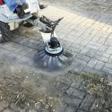 Westermann Compact Tractor with Weed Brush - Honda GXV340 engine