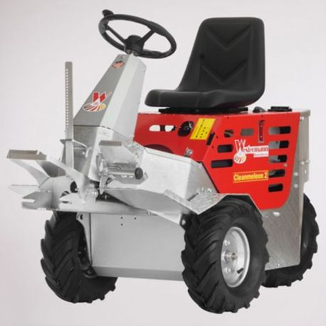 Westermann Ride-On Compact Tractor with Hydraulic