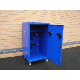 Mobile Coloured Tack Locker