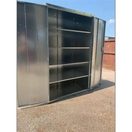 Large Multi Purpose Shelf Locker