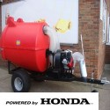 PC2000 Paddock Vacuum Cleaner 2000 Litre - Ball Hitch