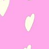 Wood Wash Pink w Hearts