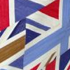 Oil Cloth Union Jack Finish